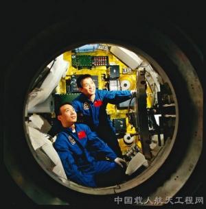 Китайские космонавты готовятся к полету на первую орбитальную станцию свое страны (space.com)
