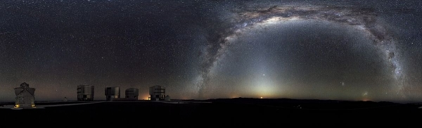 Панорама Млечного пути (wikipedia.org)