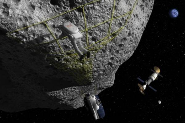 Возможно, так человек будет исследовать астероид (space.com)