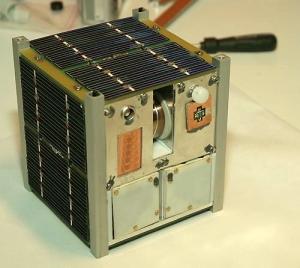 Новежский спутник NCUBE2, созданный пна базе кубсата (wikipedia.org)