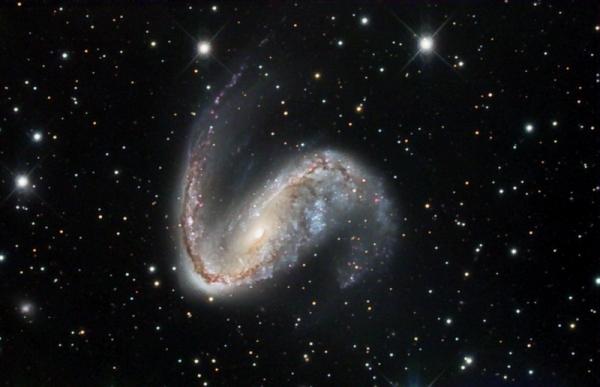 «Галактика-крюк» (Фото — astrosurf.com)