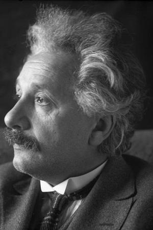 Альберт Эйнштейн (wikipedia.org)