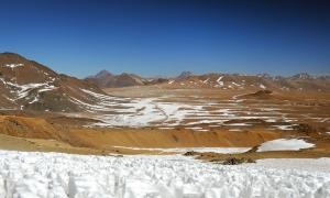 Вид на плато, на котором расположена обсерватория (eso.org)