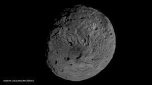 Южный полюс с крупным кратером Реасильва (wikipedia.org)