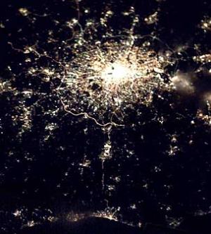 Ночной Лондон (technologyreview.com)