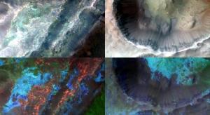Кратеры Марса открывают состав его внутренних слоев (space.com)