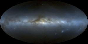 Панорама Млечного пути (space.com)