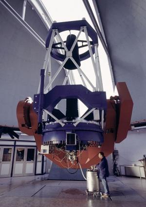Телескоп MPG/ESO (wikipedia.org)