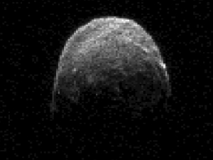 Астероид 2005 YU55, снятый сегодня (nasa.gov)