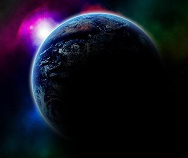 Свет шел до нас долго (Изображение — physics-and-mind.com)