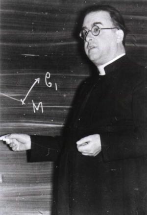 Жорж Леметр (space.com)