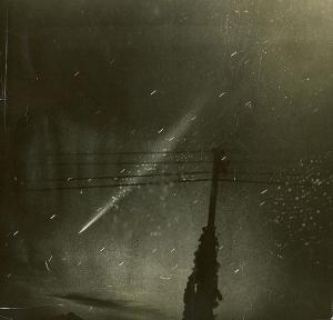 Фотография кометы Икеи-Секи (wikipedia.org)