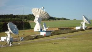 20-метровая антенна в Реду (esa.int)