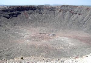 Вид на центр кратера с северного склона (wikipedia.org)