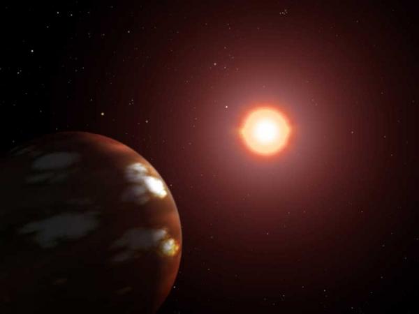 Планета Глизе 436, скорее всего без собственного вращения (space.com)