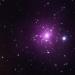Создана трехмерная карта распределения темной материи в скоплении галактик.