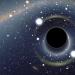 В центре Млечного пути, как и большинства галактик, находится сверхмассивная черная дыра.
