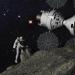 Астероиды представляют большой интерес для ученых. Однако пилотируемый полет к ним - трудная задача. Проблемы вызывает даже первый этап - выбор подходящего астероида.