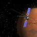 Европейский зонд работает на орбите Марса уже почти десять лет.