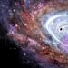 Столкновение черных дыр могло вызвать взрыв звездообразования в Млечному пути.
