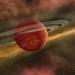 Газовый гигант вдали от звезды создает проблемы астрономам.