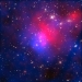 Астрономы Европейской южной обсерватории изучили галактический кластер Abell 2744.