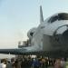 Вчера в последний раз шаттл доставил домой астронавтов.