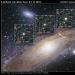 Телескоп Хаббл тестировался по одной переменной звезде, открытие которой в 1923 изменило астрономию. V1 – особый класс переменных звезд, называемых цефеидами. Наблюдение за такими звездами позволяет делать надежные измерения космических расстояний.