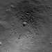 На обратной стороне Луны обнаружены небазальтовые, редкие вулканы.
