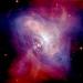 Система, состоящая из Ве-звезды и пульсара, испускает странное высокоэнергетическое гамма-излучение.